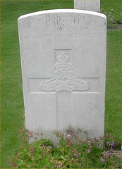 Grave Captain Johnson