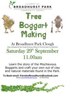 Boggart making poster Im,age